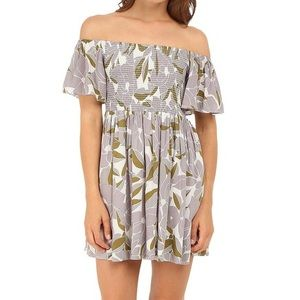 "Free People ""Louise"" Mini Dress"